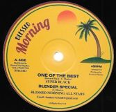 Super Black - One Of The Best / Ajdon Heights - Serious Time (Blessed Morning) 12""